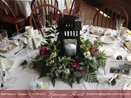 lantern wedding centerpiece buffalo wedding u0026 event flowers by