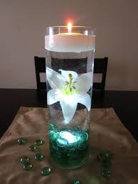 candle centerpieces for tables submersible led lights durable affordable and very decorative