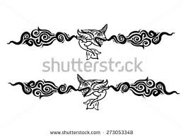 tribal fish tattoo stock images royalty free images u0026 vectors