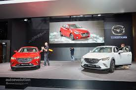 mazda mitsubishi 2016 mazda cx 3 fuel economy figures released up to 35 mpg
