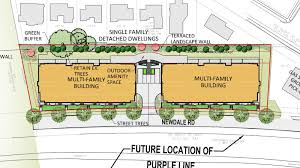 Multifamily Building Plans In Chevy Chase Plans For Two New Apartment Buildings Curbed Dc