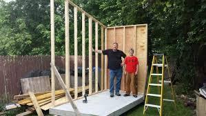 In Backyard 13 Year Old Luke Builds Heavenly House In Backyard Look Inside