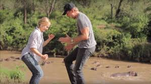 bell dax shepard africa on africa vacation