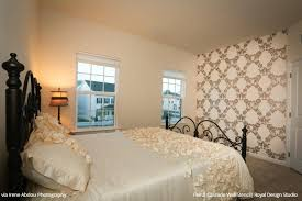 Floral Wall Stencils For Bedrooms Large Wall Stencils Vintage Flower Stencils For Diy Wallpaper