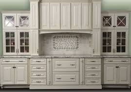 Kitchen Antique White Cabinets by Antique White Kitchen Cabinets Best Home Interior And