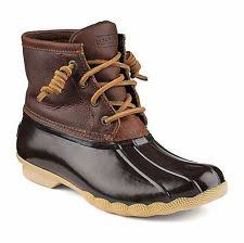womens sperry duck boots size 9 sperry top sider boots ebay