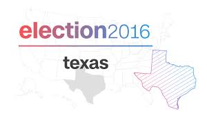 Texas Election Map by Texas Election Results 2016