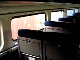 Coach Interior For Cars Amtrak Passenger Coaches Youtube