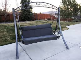 Home Patio Swing Replacement Cushion by Costco Patio Swing Fabric Replacements All Models