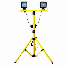 heavy duty portable adjustable led work lights with 15w power and