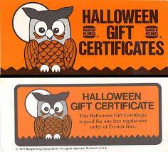 free halloween certificates template update234 com template