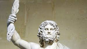 Seeking Zeus Newsela Myths And Legends Zeus Supreme God Of The Ancient Greeks