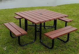 Plastic Folding Picnic Table Best Picnic Tables Ideas