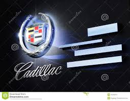 logo cadillac cadillac logo editorial stock image image 16345874