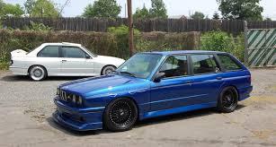 bmw wagon custom custom e30 m3 touring with e36 m3 engine