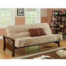 ameriwood x wood arms for futon set of 2 at brookstone u2014buy now