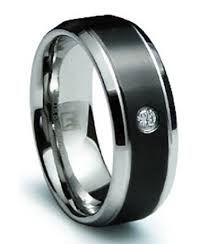 black wedding bands for men mens wedding band black wedding ideas
