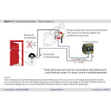 doorbell wiring diagrams diy house help magnificent diagram blurts me