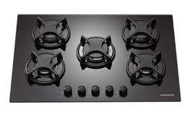 plaque cuisine gaz plaque gaz rosieres rtv 750 fpn noir rtv750fpn darty