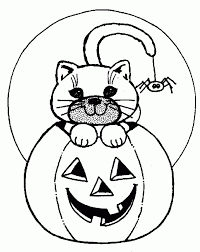 Kids Halloween Coloring Pages The Stylish Along With Gorgeous Coloring Pages For Kids Halloween