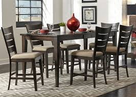 pebble creek gathering counter height table 5 piece dining set in