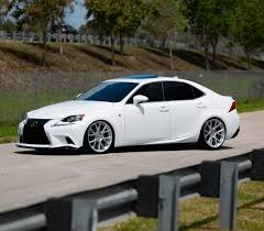 lexus is 250 white lexus is250 vossen vfs6 silver metallic
