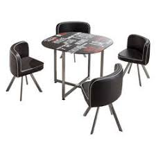 table ronde cuisine conforama conforama table ronde affordable table jardin sans entretien