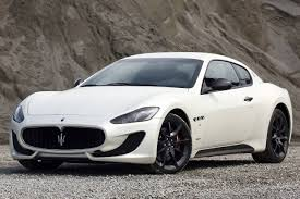 2016 maserati granturismo rear 2016 maserati granturismo pricing for sale edmunds