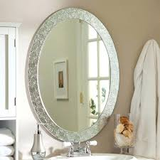 wall ideas illuminated makeup mirror wall mounted vanity wall