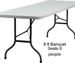 rental tables and chairs hps rental table rentals and chair rentals