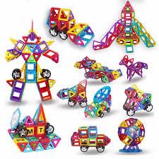 2017 new arrival model building kits kids magnetic toys