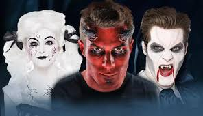 Professional Theatrical Makeup Halloween Makeup I Vampire Makeup Halloween Makeup Kits Horror
