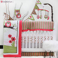10 piece crib bedding set ebay