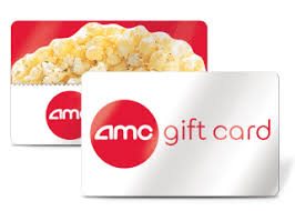 amc theatre gift card gift cards