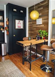 industrial modern kitchen get the look industrial modern style mixed with clever diy