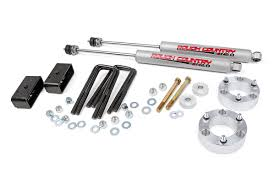 3in suspension lift kit for 05 17 toyota tacoma pickups rough