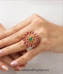 finger ring design the khyati silver finger ring ko jewellery