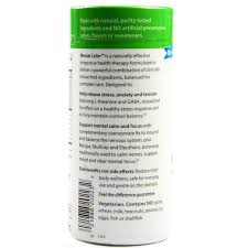 rainbow light multivitamin side effects rainbow light mental calm 60 mini tablets evitamins com