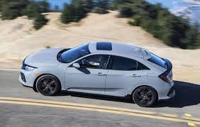 honda civic 2017 sedan first drive 2017 honda civic hatch sport testdriven tv