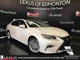 lexus es 350 owners manual 2017 new 2017 lexus es 350 executive package 4 door car in edmonton
