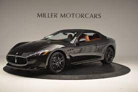 2017 Maserati Granturismo Cab Mc Stock M1652 For Sale Near