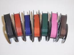 2 inch ribbon universal typewriter ribbon 1 2 inch ribbon 2 inch spools with
