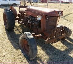 1962 massey ferguson 50 tractor item b4835 sold october