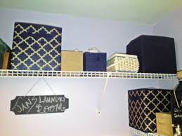 Cute Laundry Room Decor by Laundry Room Insta Project Kessler Organized Designs