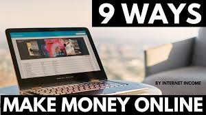 How To Earn Money From How To Earn Money Online From Home Life Time Income Legal Ways