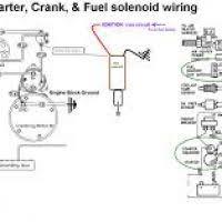 yanmar starter motor wiring diagram yondo tech