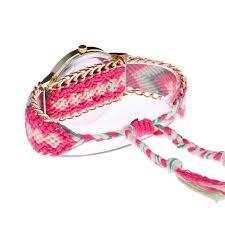 braided bracelet images Woven braided bracelet butterfly watch project yourself jpg