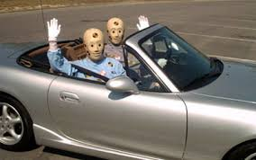 the driving dead u0027 cadavers used as crash test dummies in spain
