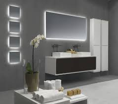 Makeup Mirrors Bathroom Lighted Mirrors For Bathrooms Modern Modern Makeup