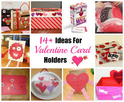 Homemade Valentines Gifts by Valentine Card Holder Ideas Celebrating Holidays